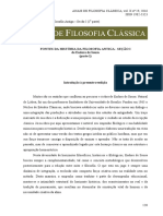 FONTES DA HISTÓRIA DA FILOSOFIA ANTIGA - SEÇÃO I de Eudoro de Sousa.pdf