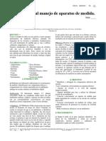 Informe Exp 2.1 Lab Fisica II -Up