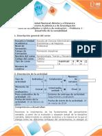 Guia de actividades y rubrica de evaluacion Problema 1 - Desarrollo de la contabilidad.docx