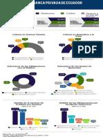 Infografía Ecuador Instituciones Financieras Febrero 2019