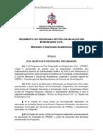 Regimento PPGEC 2017