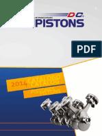 2014 Dc Piston Catalog