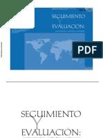 Seguimiento y evaluación - Guía Banco Mundial.pdf