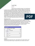 Implementasi Firewall Filter
