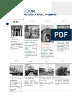 Cronologia de Museos del MUNDO