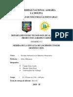Gestion Informe 3.1