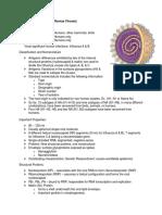Othomyxoviridae documents