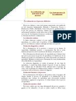 procesos didacticos