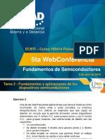 5ta WebConferencia de Física Electrónica - UNAD (1)