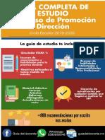 Guía promoción dirección 2019