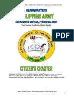 ASPA Service Charter