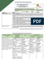 Plan Microcurricular Biologia Unidad 1 2017-2018 Ueq - Copia - Copia