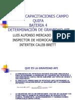 Determinación de Gravedad API.ppt