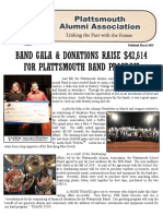 March 2019 Alumni Newsletter