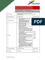 Ficha del Contrato de Concesión 31.05.2015