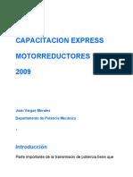 Cap EXPRESS Motorreductores JV 2009 (OK-1)