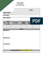 Formato Plan de Clases 2019-2