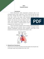 242455317 Makalah Tension Pneumothorax