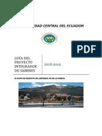 GUÍA PIS 2018-2019