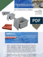 A. Catálogo urbanismo y redes FIBRIT 2016.pdf