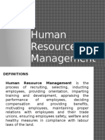 PA 214 HUMAN RESOURCE MANAGEMENT REPORT.pptx