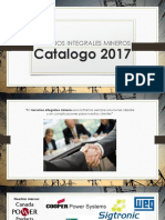 Catalogo 2017 Oficial
