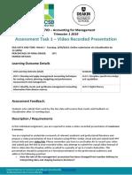 T1 2019-MAA703 Assessment Task One - Video Presentation.docx