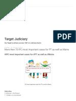 Target Judiciary