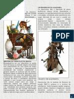 Alquimista d&d 5e