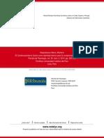 Contruccionismo Social Abordaje Teorico ASI 2014 Magnabosco