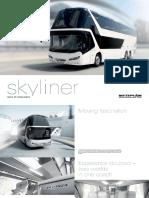 Skyliner Broschuere