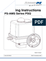 Operating Instructions PS-AMS Series PSQ