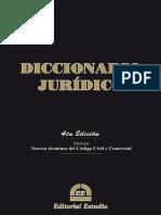 diccionaio juridico