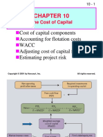 09.The Cost of Capital.pptx