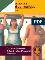 Libro Atencion Salud Calidad