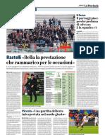 La Provincia Di Cremona 14-04-2019 - Rastelli