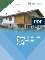 MOP Posegi v Nostilno Konstrukcijo 2018