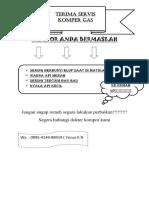 KOMPOR ANDA BERMASLAH.docx