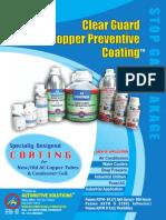 Clearguard Copper Preventive Catalogue