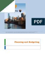 5 Budgeting  Analysis