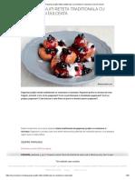 Papanasi prajiti reteta traditionala cu smantana si dulceata _ Savori Urbane.pdf