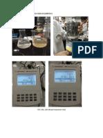 Dokumentasi Kelompok 8 Pengolahan Fisika Air