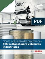 Filtros Para Vehículos Industriales Bosch