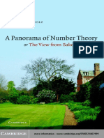 A panorama in number theory -- G. Wustholz.pdf