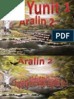 ESP Q1 Aralin 2 Pagiging Matiyaga Uugaliin Ko