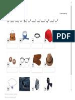 Clothes test 1
