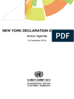 NYDF Action Agenda