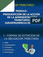 Prescripcion Tributaria - Incluye Cuadros de Prescripcion - Cainco 2018