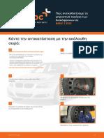 GR Pos Antikathistoume Ta Mprostina Takakia Ton Diskophrenon Se BMW 3 E90