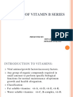 Vitamin Ppt - Copy